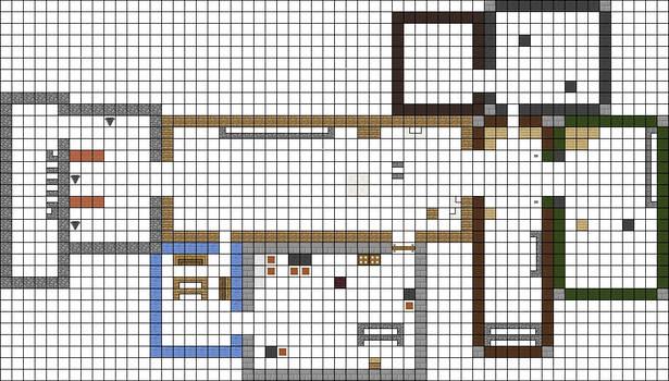 FNaTI 2 - Full map