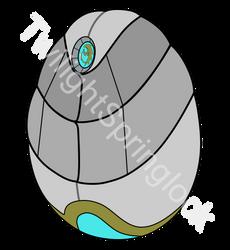 Twilight Egg by TwilightSpringlock