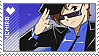 Ichiro Stamp by Spazzly