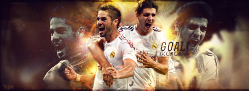 Real Madrid by Lucke49