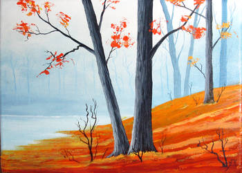 Autumn II by georgmaxklein