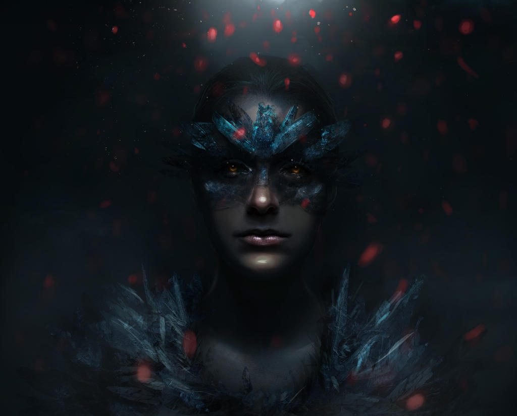 Dark Swan by LadFree