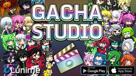 Gacha Studio Banner by LunimeGames