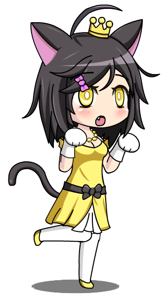 Create Your Own Anime Cat Girl Character