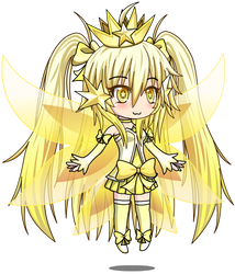 Starlight Ellie [Gacha World] by LunimeGames