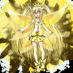 Starlight Ellie [Gacha World Portrait] by LunimeGames