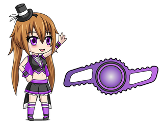 Sparky [Anime Fidget Spinner] by LunimeGames