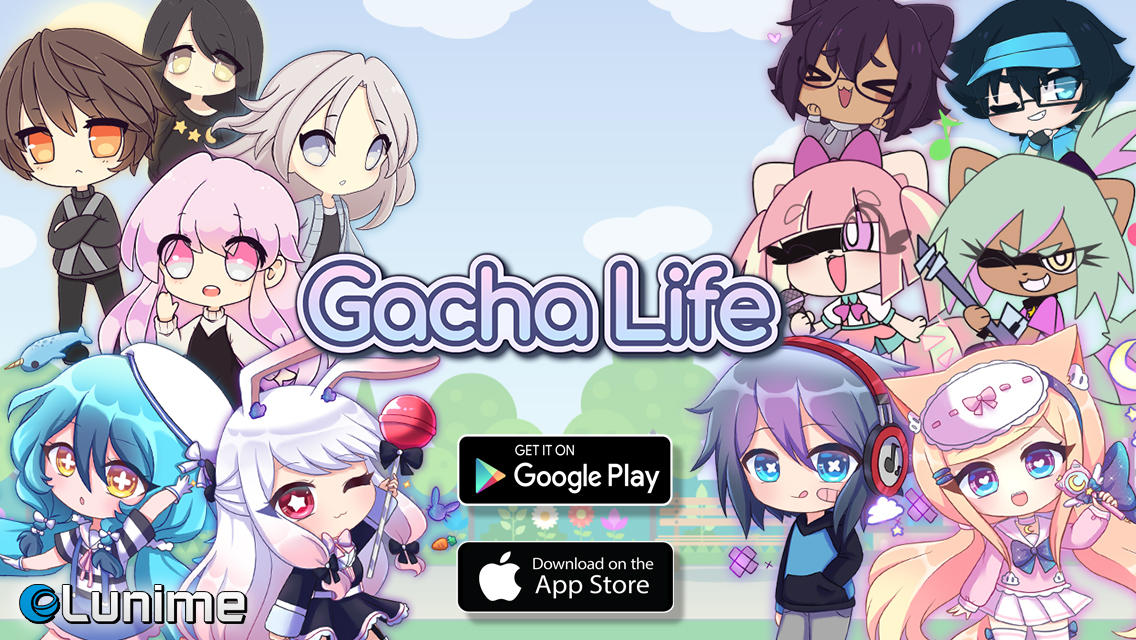 Gacha Life - Available Now on Android and iOS!