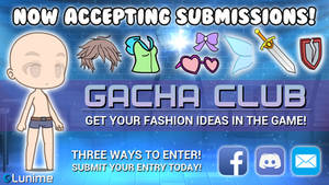 GACHA CLUB FASHION CONTEST by LunimeGames