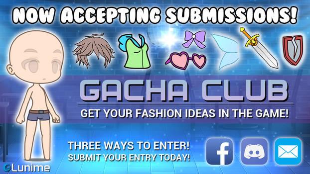 GACHA CLUB FASHION CONTEST by LunimeGames