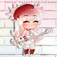 Valentine's Day! by LunimeGames