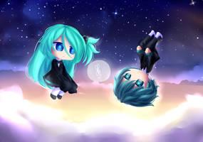 galaxy edit by LunimeGames