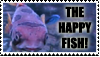 Happy fish stamp by SilverShadowfax