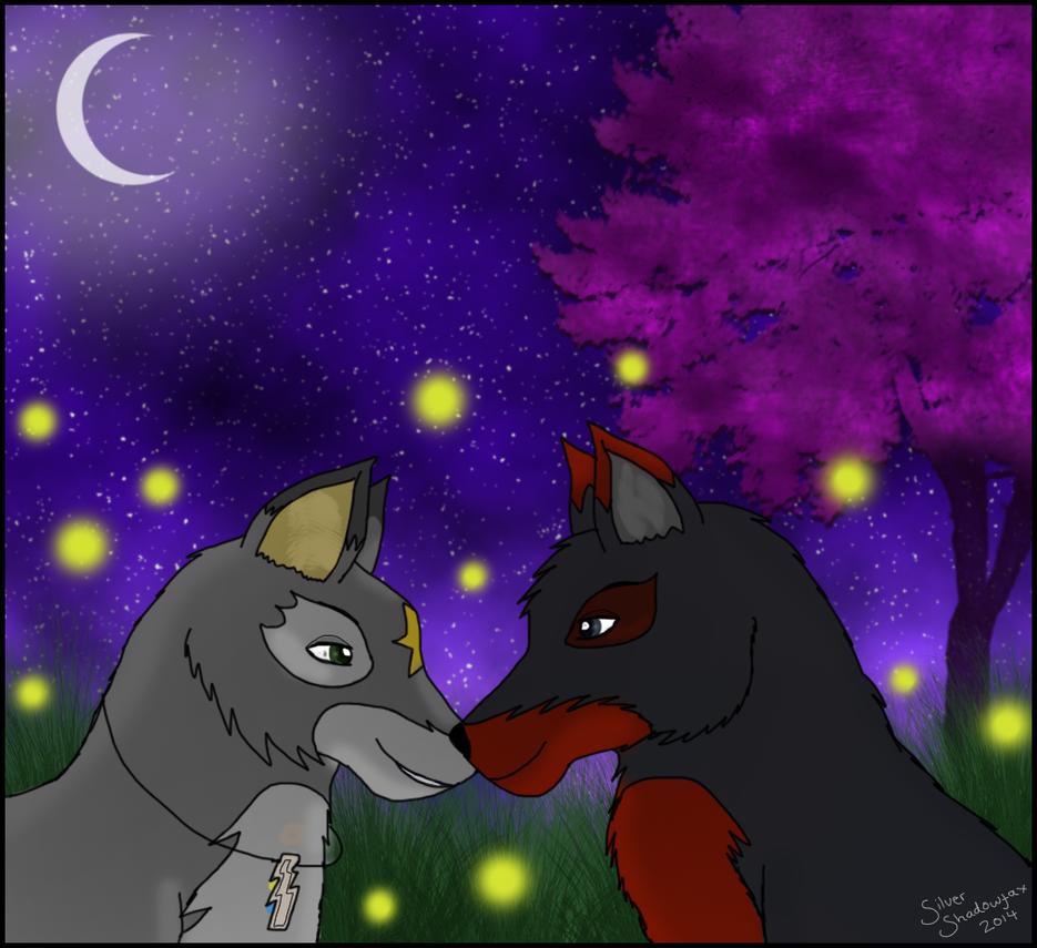 Silver and Nootau - Soulmates by SilverShadowfax