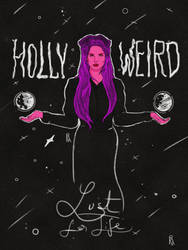 Hollyweird by RobertRedART