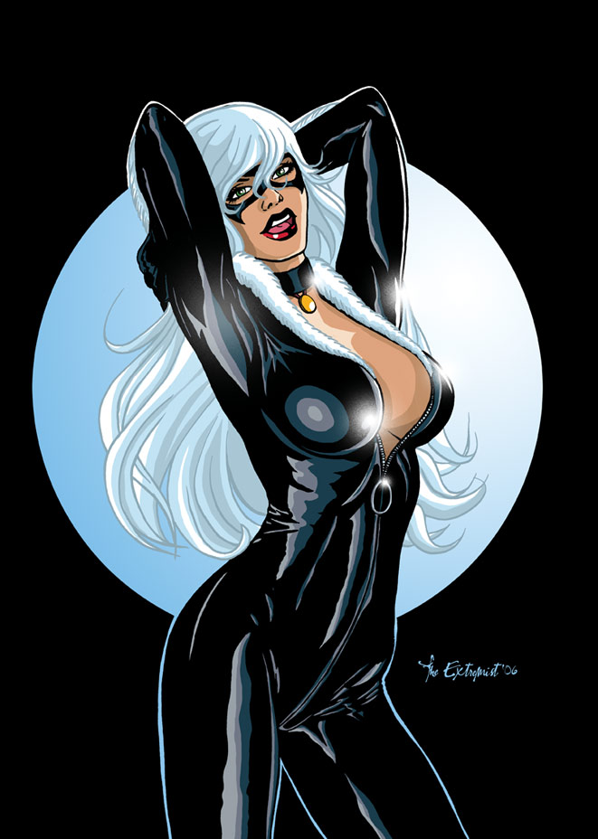 Black Cat by Eamonodonoghue