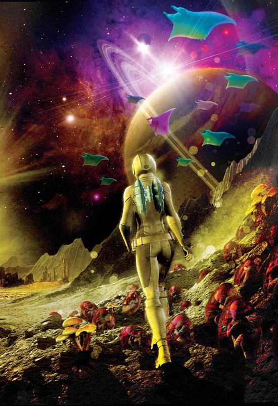 Sci Fi Book Cover Art ~ Surreal scifi book cover by eamonodonoghue on deviantart