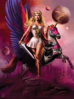 She-Ra Princess of Power by Eamonodonoghue