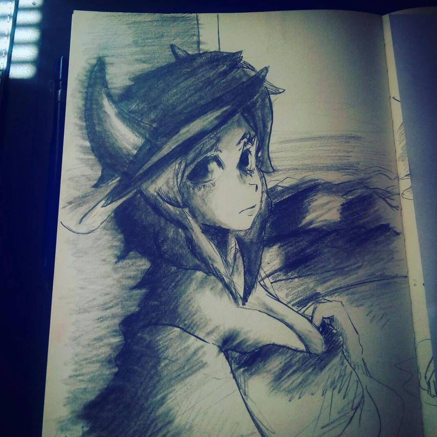 Demon Girl  by JoeyAktosh