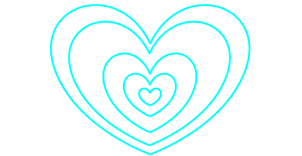 Teal Heart Clip Art Heart Outline Png Beating By