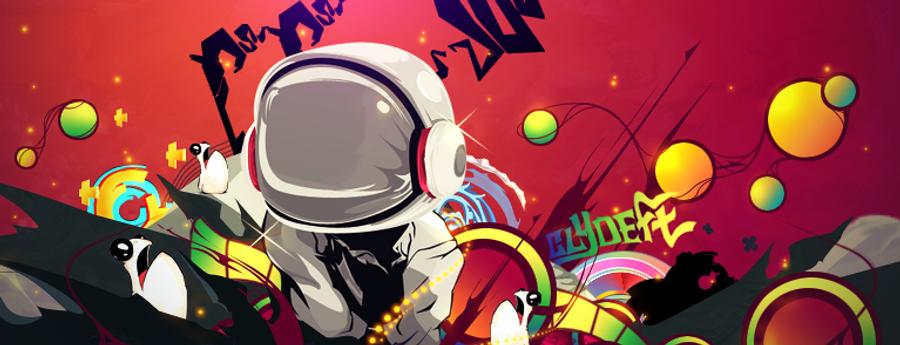 Scratchwork - Spaceman - LP by dachivale