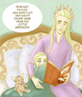 Bed time story by Miyucchi