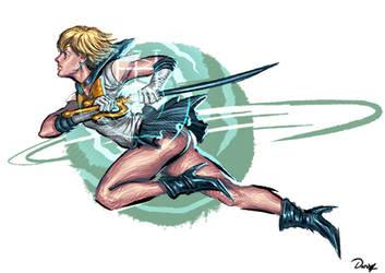 Sailor Uranus by Darsy