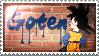 Goten - STAMP by NamekianKAI
