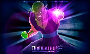 Piccolo - Special Beam Cannon by NamekianKAI