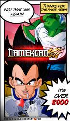 NamekianKAI - 8000 Hits by NamekianKAI