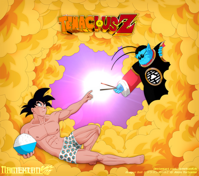 Tenacious Z by NamekianKAI