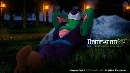 Where I Lay my Head is Home by NamekianKAI