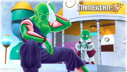 Piccolo Dende - Time Chamber by NamekianKAI