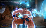 Goku - Autonomous Ultra Instinct by NamekianKAI