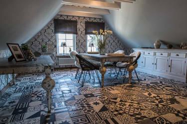 Harkebrgge - Niedersachsen - Mosaic del Sur by mosaicfactory
