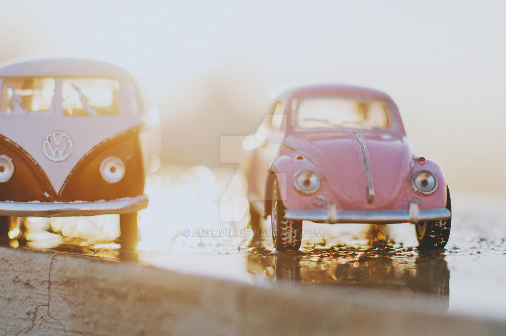 Miniature Cars in sun by anshu18