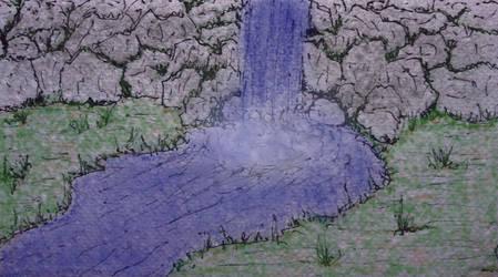 gentle waterfall 2