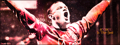 Rooney Is the BEST by Miro-Des
