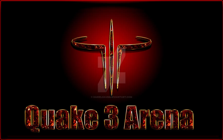Quake 3 Arena Wallpaper (v2) by DanielDausB
