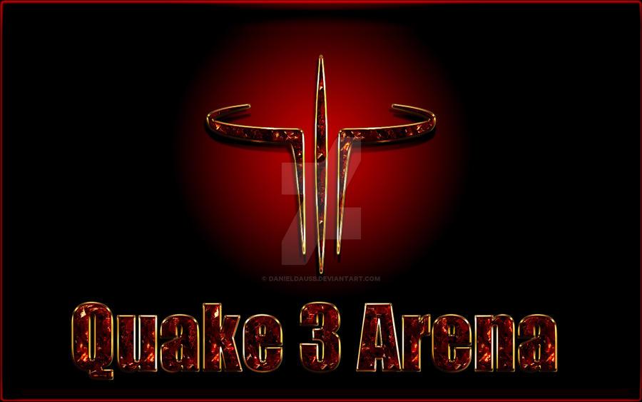 Quake 3 Arena Wallpaper (v2) by DanielDausB
