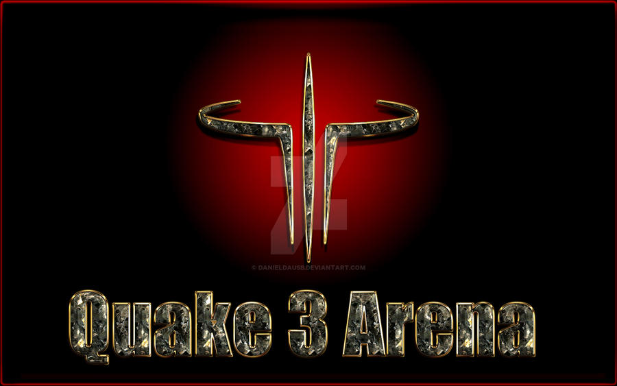 Quake 3 Arena Wallpaper (v4) by DanielDausB