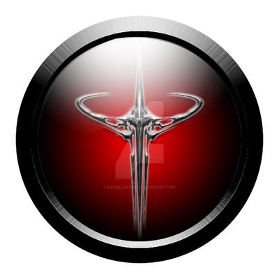 Quake 3 Arena Icon by DanielDausB