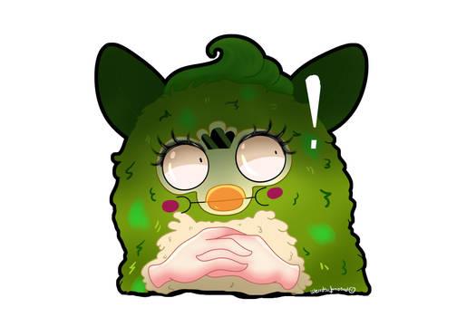 Green Furby