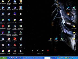 My desktop by bigdad