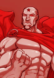 God is Red  by bigdad