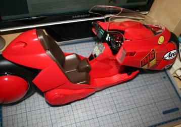 Kaneda Bike 4 by itadakimasu