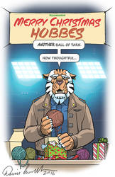 HobbesCard by dloubet