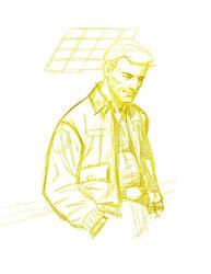 BlueHair (Sketch)