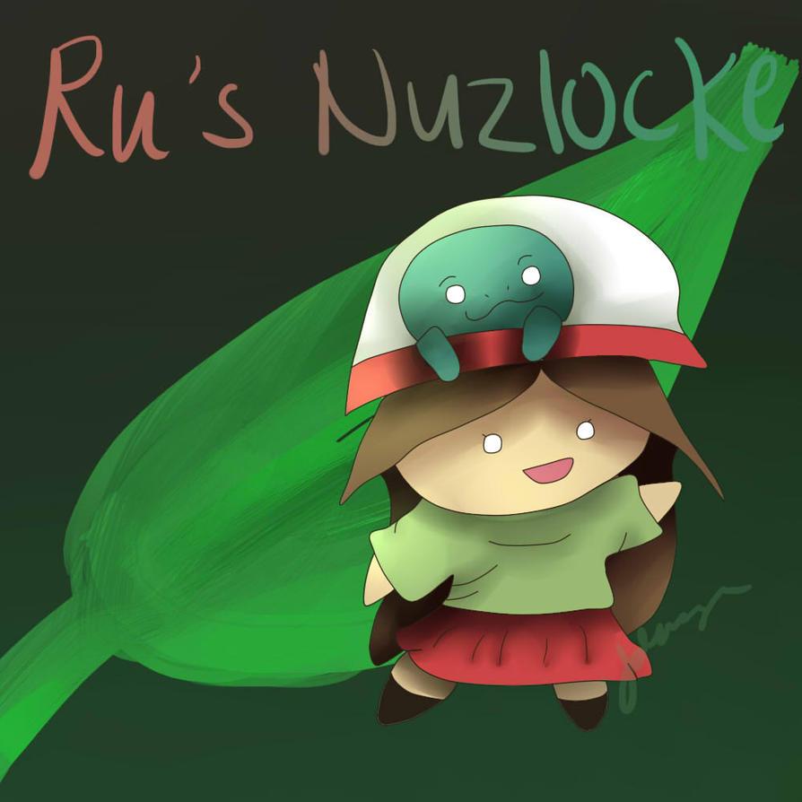Ruwich's Pokemon LG Nuzlocke Challenge - Cover by Ruwich