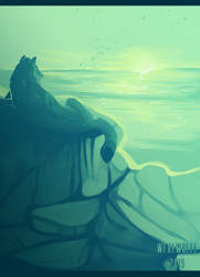 TFS | the sea spoke to me